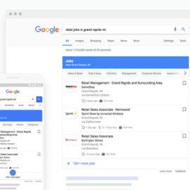 Google moteur de recherche