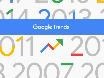 Tendances 2018 - Google Trends
